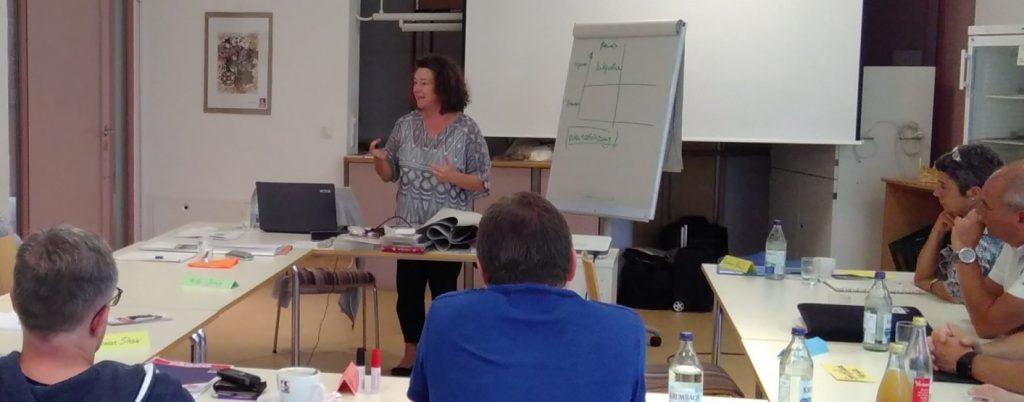 Interkulturell kompetent - Workshop für Fachkräfte aus der Jugendsozialarbeit