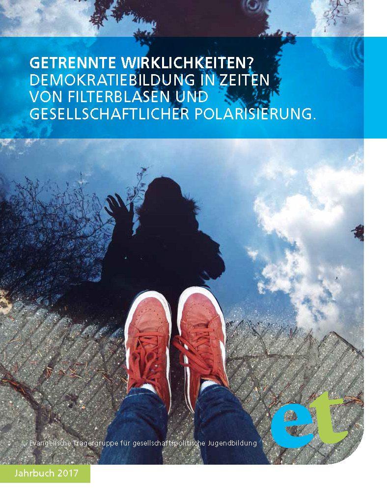 Getrennte Wirklichkeiten - Titelblatt Jahrbuch 2017
