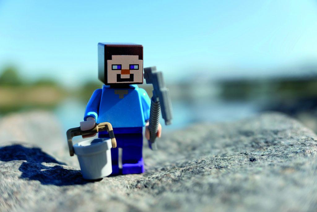 MineHandy - Bild aus dem Computerspiel